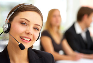 Quality headsets are mandatory in call centres