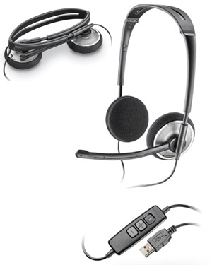 Plantronics – New .Audio Headsets / End of the Entera Bulk Pack
