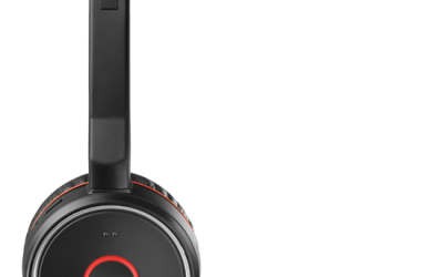 The Jabra Evolve Headset 75 Features