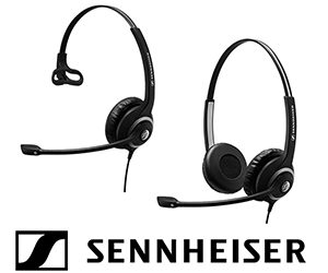 Best Call Center Headsets from Sennheiser