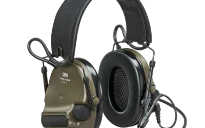 Peltor ComTac VI NIB Tactical Headsets
