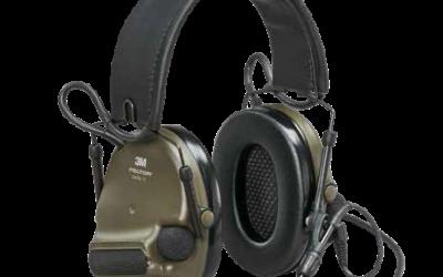 Peltor ComTac VI NIB Tactical Headsets