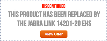Jabra Link 14201-33/35/36 End of life replacement