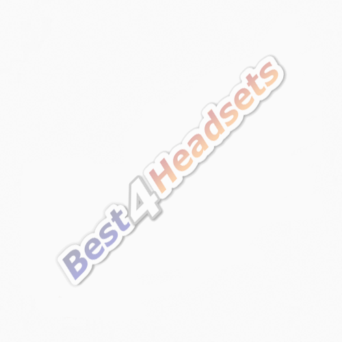 A-Kabel Bluetooth helmet mounted headset - Hi Viz Yellow